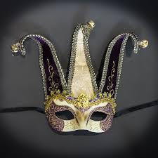 jester masquerade mask jolly jester masquerade mask gold purple m7052 beyondmasquerade