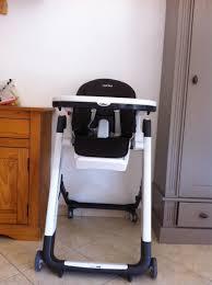 chaise peg perego siesta j ai testé la chaise haute peg pérego siesta parole de mamans