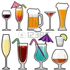 alcohol vector alcohol clipart pencil and in color alcohol clipart