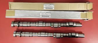 nissan 350z jdm for sale genuine nissan oem jdm sr16ve n1 intake u0026 exhaust camshafts pair
