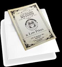 invitations and stationery in chicago wedding invitation printing
