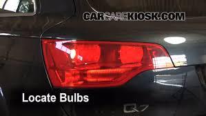 audi brake light light change 2007 2015 audi q7 2009 audi q7 premium 3 6l v6