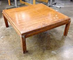 vintage square coffee table solid wood vintage square lane coffee table attractive lane