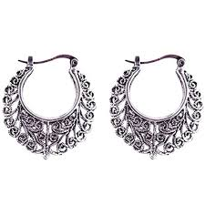 trendy earrings gorigama trendy earrings for best fancy party wear trendy