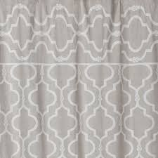 Jcpenney Bathroom Curtains Creative Bath Chainlink Shower Curtain Jcpenney