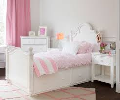 craft furniture sydney twin size panel bed with drawers in white