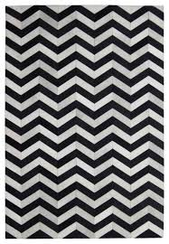 brilliant rug black and white striped 810 nbacanottes rugs ideas