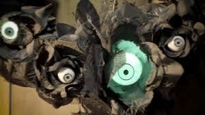 lighted eyeball halloween wreath improvements catalog youtube