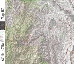 Map Az Az Unit 20a Digital Map