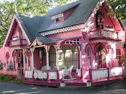 houses pink house design beautiful home style interior