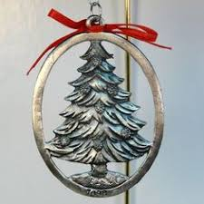 fort pewter ornament historic central moravian church