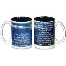 serenity prayer mug 15 best recovery serenity items for sale at vintage religion san
