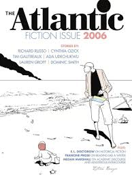 fiction issue the atlantic