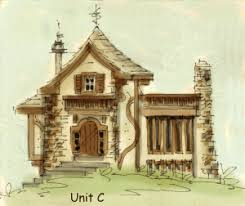 Small English Cottage Plans Front Ep English Cottage Style House Plans On 1935 Cottage Style