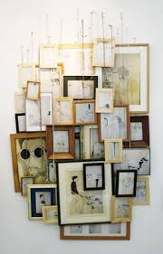 Picture Frame Hanging Ideas 149 Best Decor Picture Frames Images On Pinterest Display Ideas