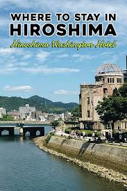 where to stay in hiroshima those who wandr