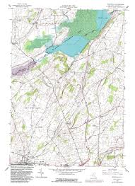 Map Of The State Of New York by New York Topo Maps 7 5 Minute Topographic Maps 1 24 000 Scale