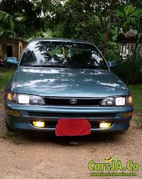 toyota corolla prominent for sale in jamaica carsja co