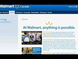 how to apply to walmart youtube