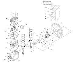 ingersoll rand air compressor parts diagram automotive parts