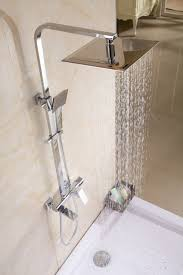 luxury new style brass square shower set lanos kpah bathroom luxury new style brass square shower set lanos kpah bathroom shower lada bath mixer tap with 10 inch stainsteel shower head in bathtub faucets from home