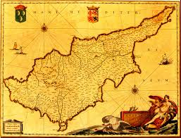 Map Of Cyprus Cyprus Maps Fig 37
