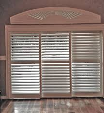 blinds of all kinds dining room transitional with 4 12 louvers