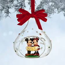 your wdw store disney ornament mickey and minnie
