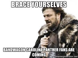 Carolina Panthers Memes - 11 panthers memes to get carolina fans pumped for the super bowl