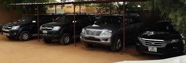 lexus van rental rent a car niger guero u0027s group