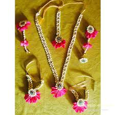 flower jewellery fresh flower jewellery set jewelsome