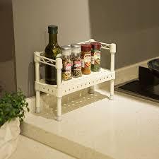kitchen counter organizer ideas 39 kitchen counter organizer shelf expandable kitchen counter