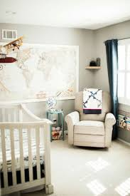Airplane Crib Bedding Bedding World Map Print Fabric Crib Bedding With Vintage
