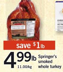 whole turkey for sale springer s smoked whole turkey on sale salewhale ca