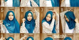tutorial hijab paris zaskia new tutorial hijab pashmina simple zaskia sungkar