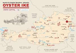 Map Austria Phonetic Map Of Austria For English Speakers Album On Imgur