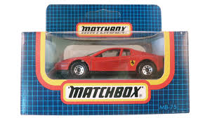 matchbox cars model car mart matchbox toys superfast era blue box edition
