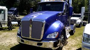 2016 kenworth tractor 2016 kenworth t680 at ny kenworth youtube