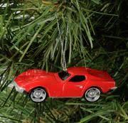 corvette ornaments