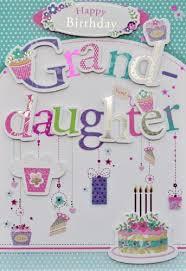 granddaughter birthday cards uk granddaughter birthday card
