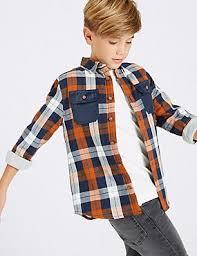 boys shirt ties casual formal shirts for boys m s