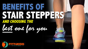 stair stepper workout benefits and information