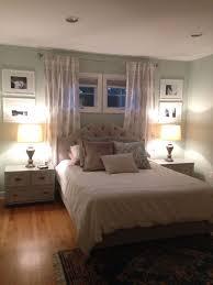 Main Bedroom Best 25 Window Behind Bed Ideas On Pinterest Curtain Ideas
