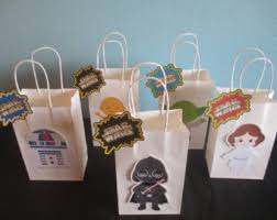 wars party favors wars r2d2 party favor bag printable wars birthday