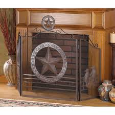 wooden fireplace screen ebay