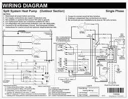 wiring diagrams capacitor for ac unit air conditioner circuit