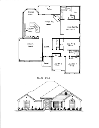 open concept 4 bedroom 3 bath house plans design and stuning