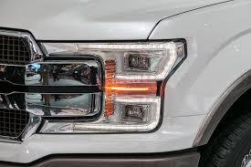 Ford Raptor Grill Lights - 2018 ford f 150 first look 40 u0026 fabulous motor trend