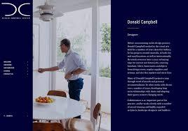 Award Winning Interior Design Websites by Donald Campbell Design Studio Manusha U2022 Small Business Websites