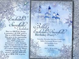 templates stylish printable winter baby shower invitations with